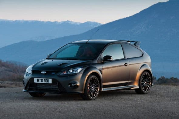 Ford Focus RS500 – Not Your Momma's Focus