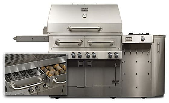 Barbeque Like A Man With The Kalamazoo K900