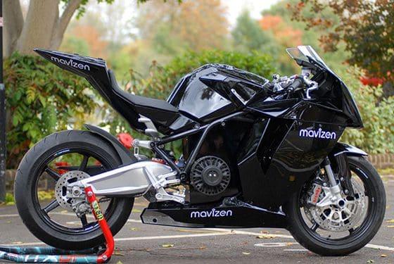 Mavizen TTX02 Motorcycle