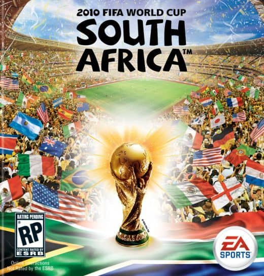 FIFA 2010 World Cup South Africa Giveaway Winner
