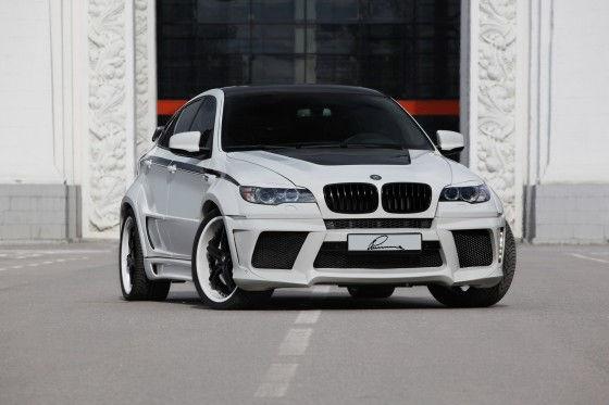 Pimped Out BMW X6 – Luma Design CLR X650 M