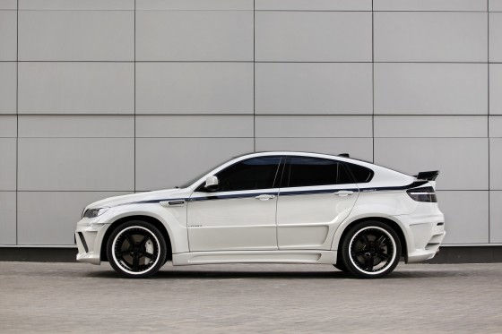 Luma Design BMW CLR X650 M Side
