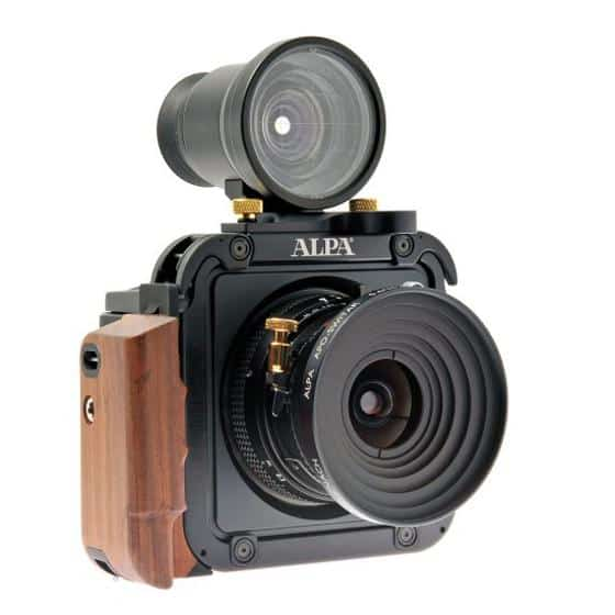 60 Megapixel Camera – Estragon Alpa 12 TC