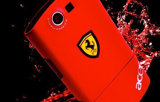The Ferrari Of Smart Phones – Acer Liquid E