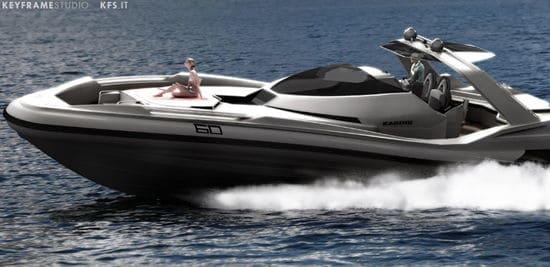 Awesome Luxury Yacht – K60 Anaconda