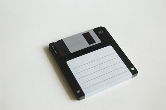 Sticky Notes Floppy Disk