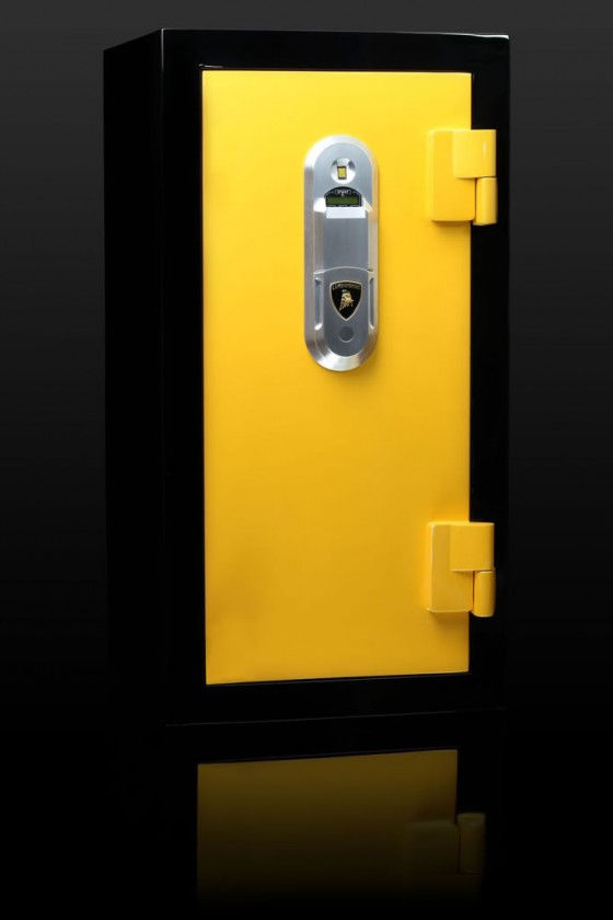 Ulitmate Lamborghini Vault – Keeping Watches And Jewelry Safe In Style