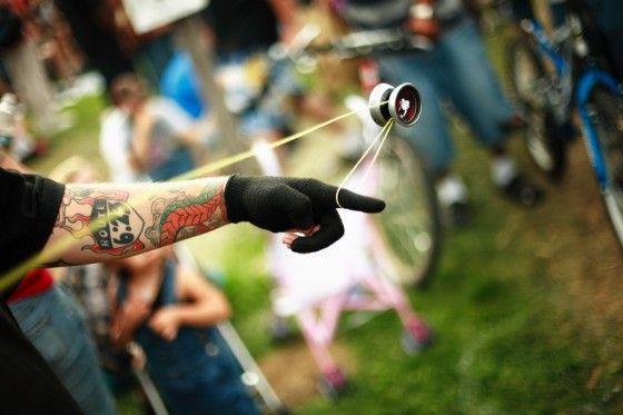 The Lost Art Of The Yo-Yo – Re-Kindling Childhood Abilities