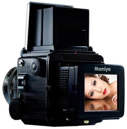 33 Megapixel Camera – Mamiya RZ33