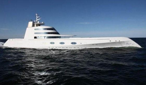 Amazing $300 Million Yacht – Billionaire Lifestyle