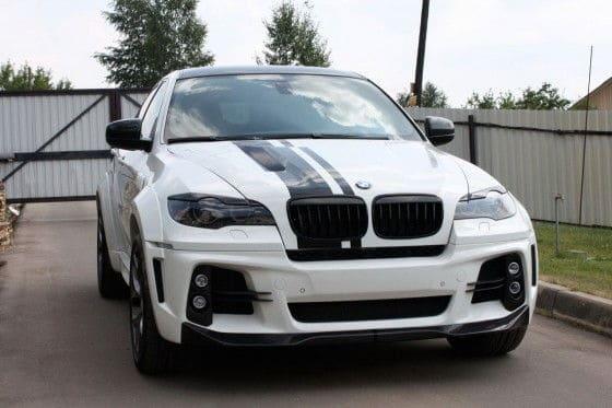 BMW X6 Body Kit – The X6 Interceptor