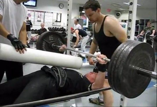 Unfinished Man Interview With Powerlifting Champ – Bill You