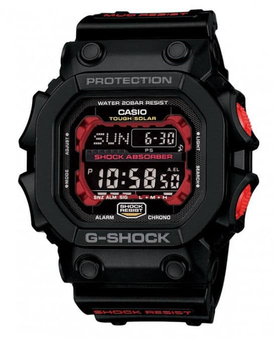The King of G-Shocks – GX56 – A Huge Casio Watch