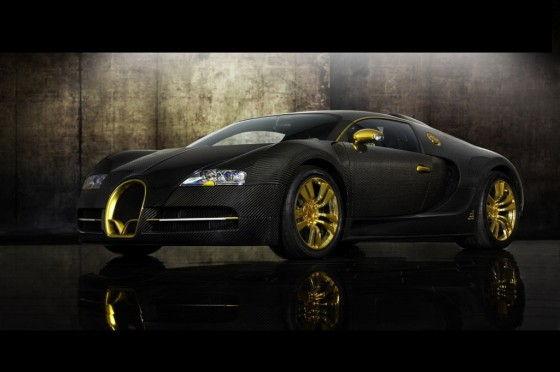 The King of Bling – Mansory Bugatti Veyron LINEA Vincerò