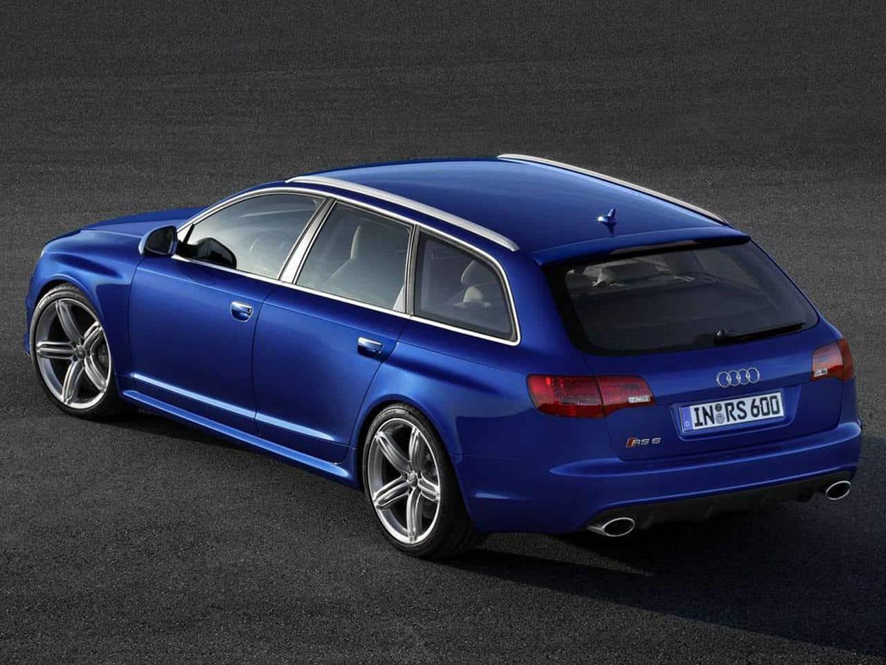 Audi RS 6 Avant Top Specs