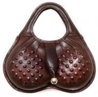 A Handbag That Looks Like A Penis And Balls