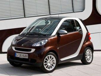 Brown Smart Car speical edition
