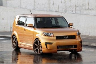 Scion xB and Cool Bear look the same