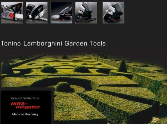 Trim Your Lawn at Record Speed with Lamborghini Gardening Tools