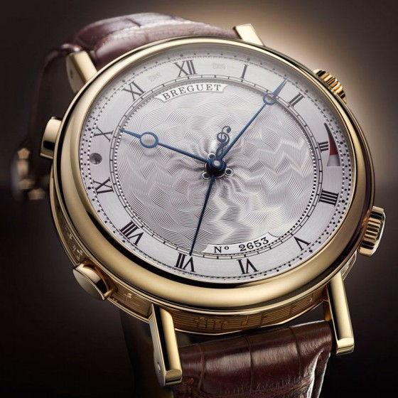 Cool And Unusual Watches – Breguet Réveil Musical Watch