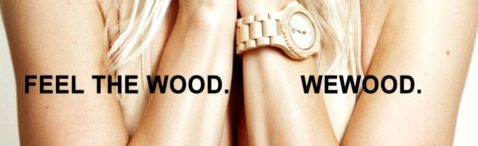 Got WOOD? – WeWOOD Watches