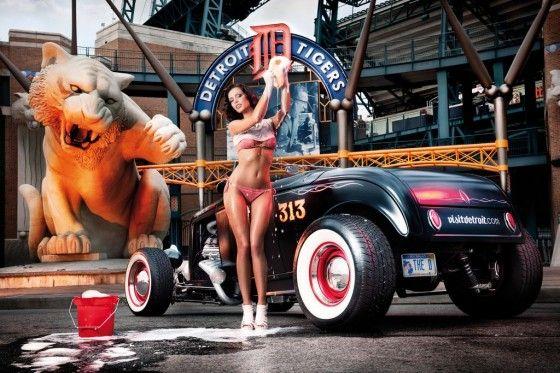 2011 Miss Tuning Calendar Featuring Kristin Zippel