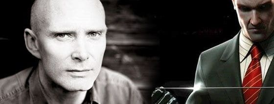 David Bateson As The Voice Of Agent 47