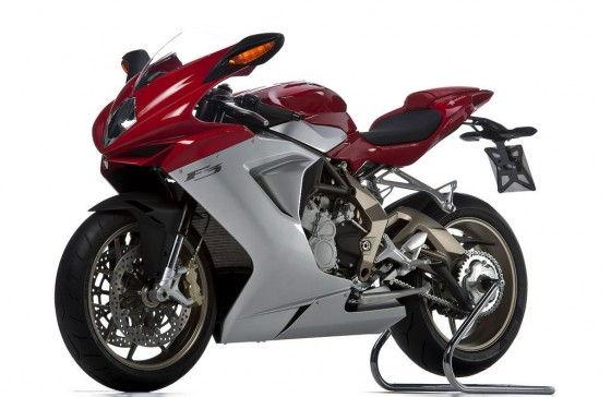 2011 MV Agusta F3 Superbike
