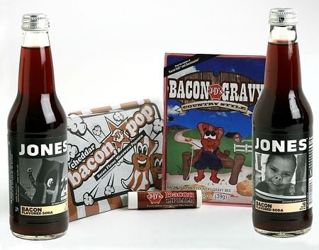Liquid Bacon – Bacon Soda by Jones Soda Company