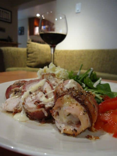 Kitchen Klass – Bacon-Wrapped Chicken