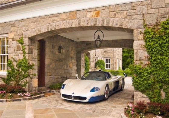 Dream Car Garages – For The Unfinished Man