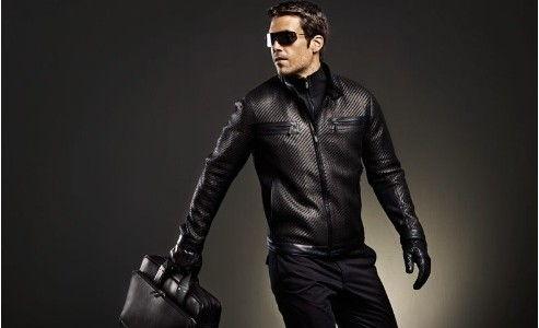 Porsche-Design-TecFlex-Leather-Jacket