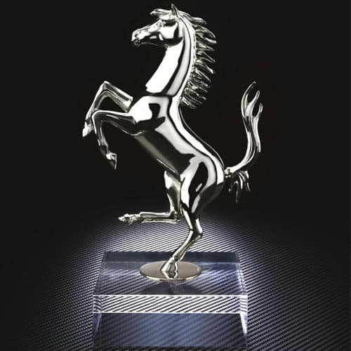 Perfect Gift for Ferrari Fans – The Prancing Horse Sculpture