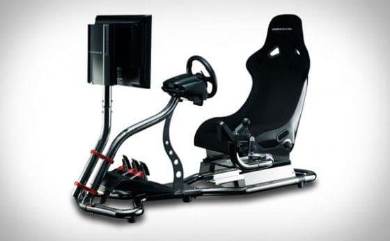 VisionRacer VR3 – Racing Simulator for Gran Turismo 5