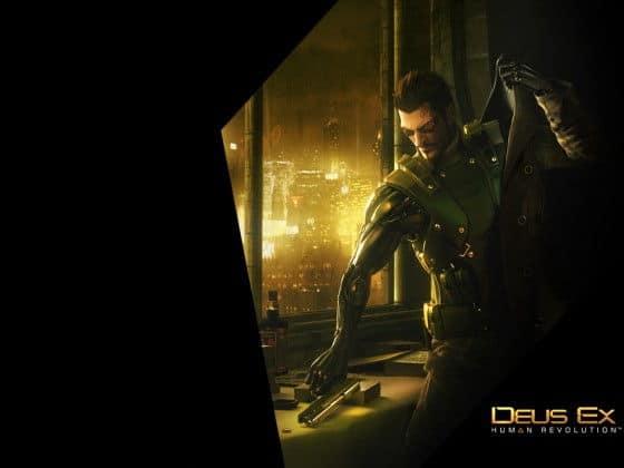 Deus Ex: Human Revolution – High-Res Wallpapers