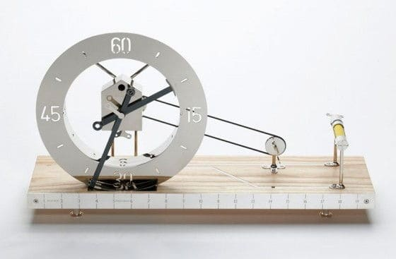 Daniel-Weil-Clock-For-An-Architect