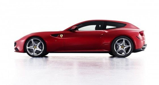 Ferrari-Four-FF-Hatchback-Side