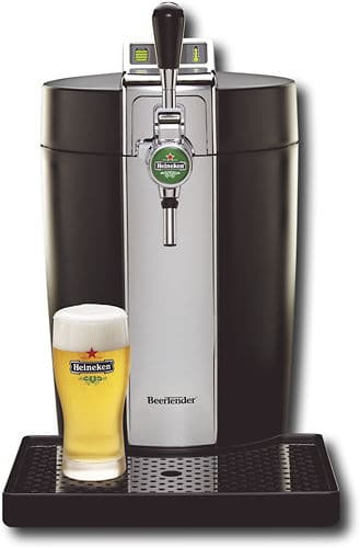 electric kegerator and beer chiller