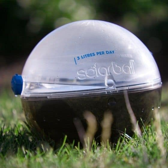 Solarball Water Filter 3 Liter per day