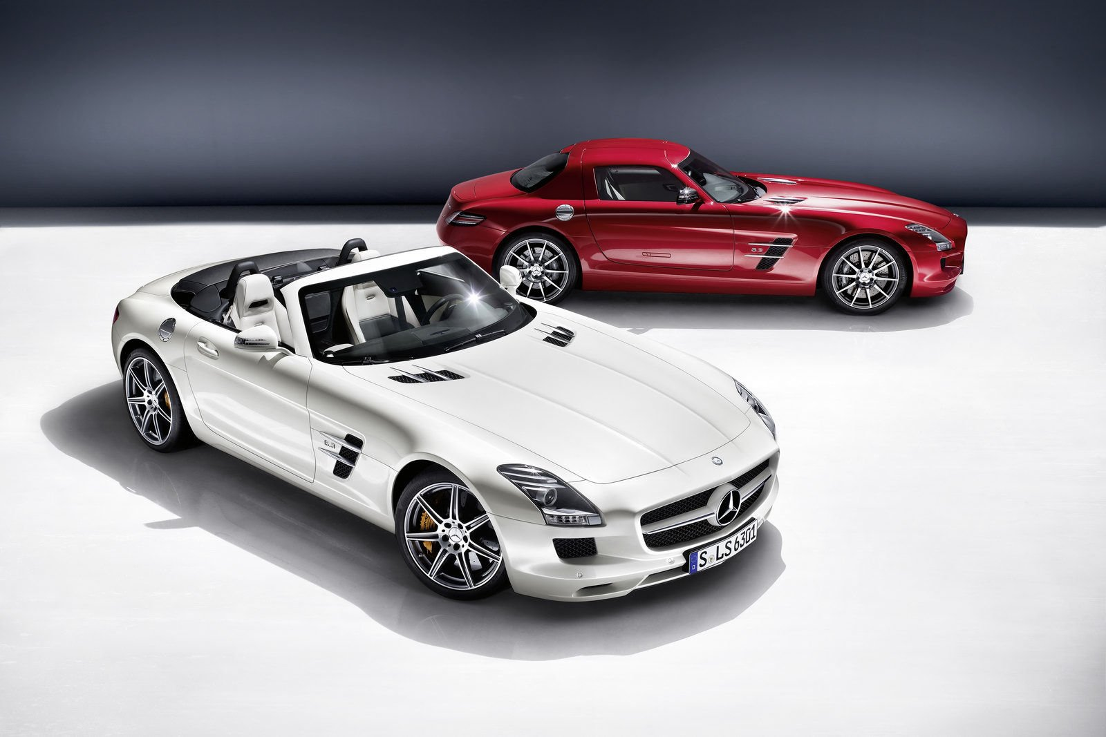 hotly anticipated SLS AMG