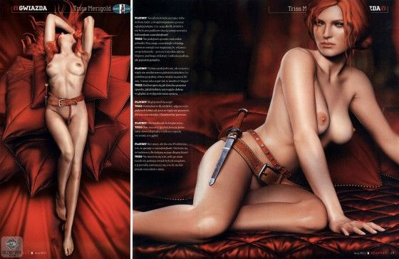 Amusing Nude video games characters