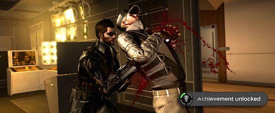 Deus Ex Human Revolution Achievement Unlocked