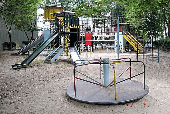 Why Modern Playgrounds Suck The Death Of Awesome Play