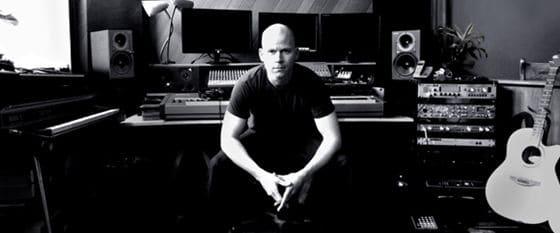 Photo of Deus Ex: Human Revolution music composer Michael McCann