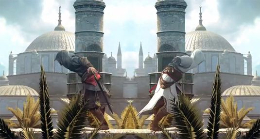 altair and ezio assassins creed revelations