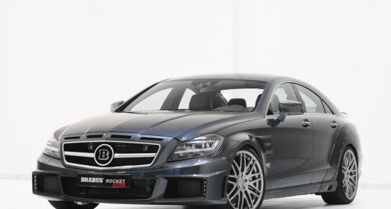 2012 Brabus Tuned Mercedes CLS