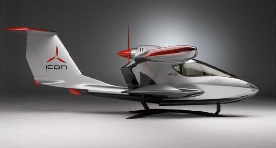 Personal Recreational A5 Aircraft by ICON