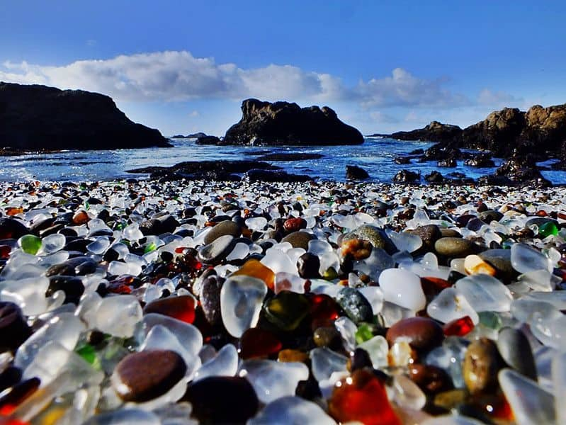 Glass Beach - The Dump You'll Want to Visit