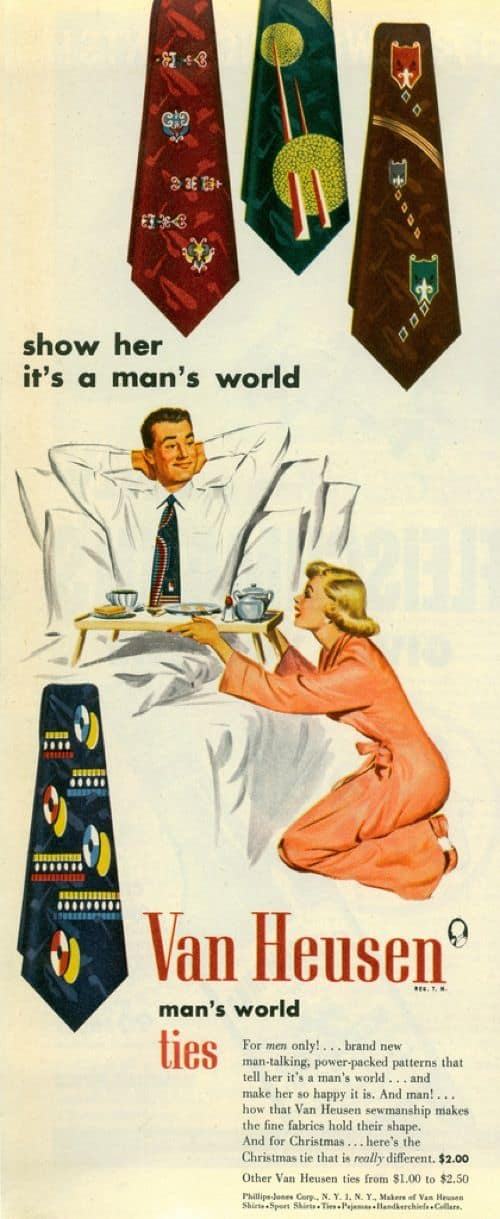 sexist adverts from the past