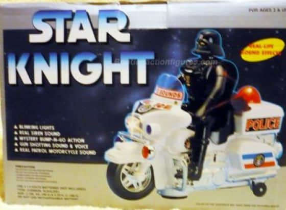 Darth Vader knock-off